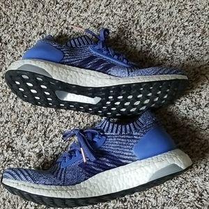 Adidas Ultraboost X Lilac Blue